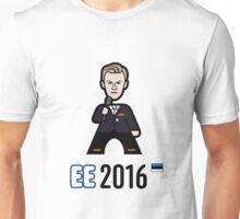 Estonia 2016 Unisex T-Shirt
