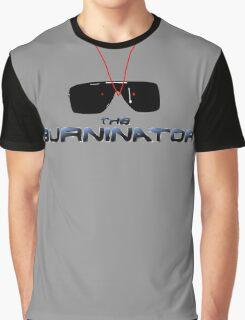 THE BURNINATOR Graphic T-Shirt