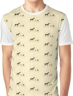 A Doe & Her Kids Graphic T-Shirt