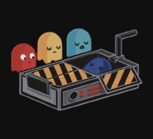 Ghost busted Pacman Kids Tee