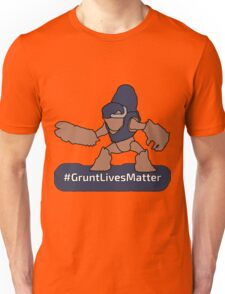 Grunt Lives Matter Unisex T-Shirt
