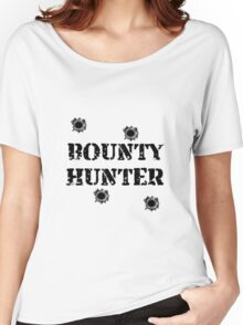 Bounty Hunter Women's Relaxed Fit T-Shirt