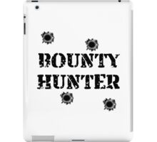 Bounty Hunter iPad Case/Skin