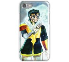 Wind Memory- Onyx Warrior iPhone Case/Skin
