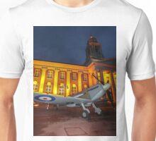 RAF Cranwell Officers Mess Spitfire Unisex T-Shirt