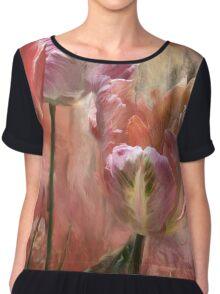 Tulips - Colors Of Love Chiffon Top