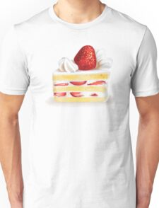 lets eat cake! Unisex T-Shirt