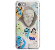 Robin Williams as Genie iPhone Case/Skin