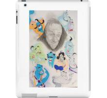 Robin Williams as Genie iPad Case/Skin