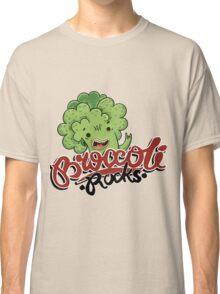 Broccoli Rocks  Classic T-Shirt