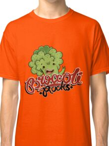 Broccoli Rocks  Classic T-Shirt