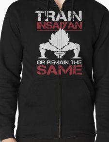 Train Insaiyan or Remain Same T-Shirt