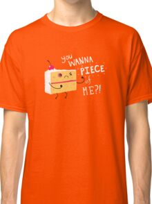 Angry Cake Classic T-Shirt
