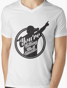 You're Killing Me Smalls Baseball Sandlot MLB Sports Mens V-Neck T-Shirt