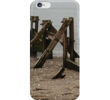 Broken Breakwater iPhone Case/Skin