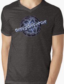 Argonian omegahedron Mens V-Neck T-Shirt