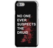 Murder Druid iPhone Case/Skin
