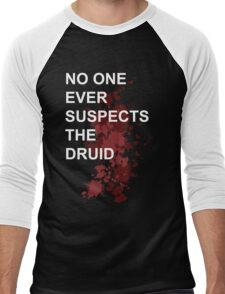 Murder Druid Men's Baseball ¾ T-Shirt