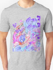 Watercolor Flowers Unisex T-Shirt