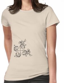 k6 Womens Fitted T-Shirt