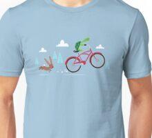 Tortoise: 1 Hare: 0 Unisex T-Shirt