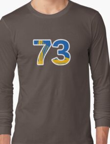Golden State Warriors Record Breaking 73 Wins Long Sleeve T-Shirt