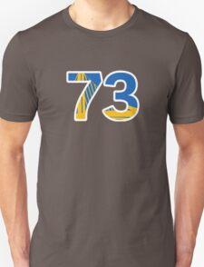 Golden State Warriors Record Breaking 73 Wins T-Shirt