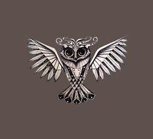 Geometric owl Unisex T-Shirt