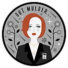 Scully  by CarlyWatts