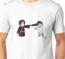 Chibi Hoozuki and Hakutaku  Unisex T-Shirt