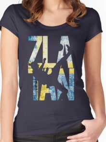 Ibrahimovic Women's Fitted Scoop T-Shirt