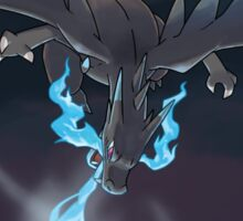 Mega Charizard X Sticker