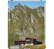 Resort below mountains iPad Case/Skin