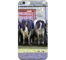 Bare Behinds!! iPhone Case/Skin