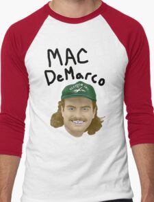 Mac DeMarco - Good Molestor Men's Baseball ¾ T-Shirt
