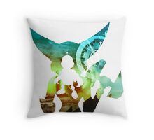Ratchet and Clank. A Crack in Time Throw Pillow