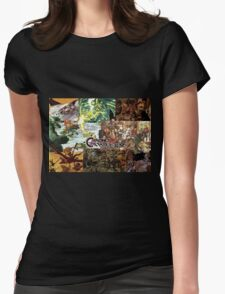 Chrono Trigger - Fan Art Womens Fitted T-Shirt