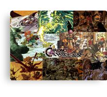 Chrono Trigger - Fan Art Canvas Print