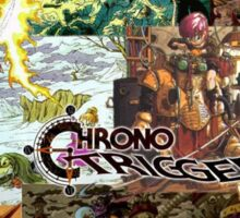 Chrono Trigger - Fan Art Sticker