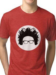 Motion City Soundtrack // Justin Tri-blend T-Shirt