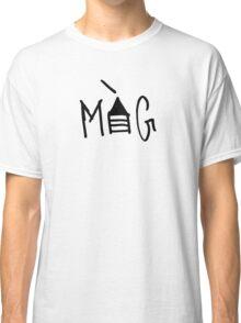 Ménage À Garage Logo Merch Classic T-Shirt