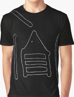Ménage À Garage Logo Merch Graphic T-Shirt