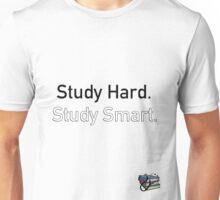 Study Hard. Study Smart. Unisex T-Shirt