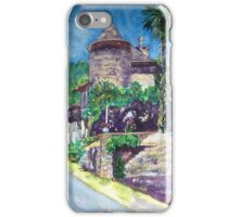 Chateau, France iPhone Case/Skin