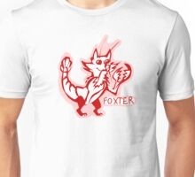 Foxter Unisex T-Shirt