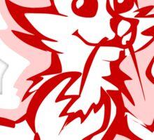 Foxter Sticker