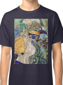 Gustav Klimt - Baby ,Cradle  Classic T-Shirt