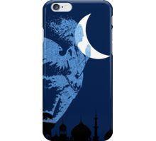 Arabian Nights Desert Wind Djinn iPhone Case/Skin