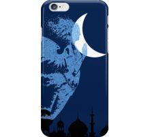 Arabian Nights Desert Wind Djinn iPhone Case/Skin