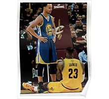 Curry James Poster
